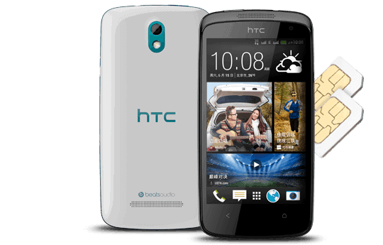 How To Flash A Custom Recovery On The Htc Desire 500 Dual