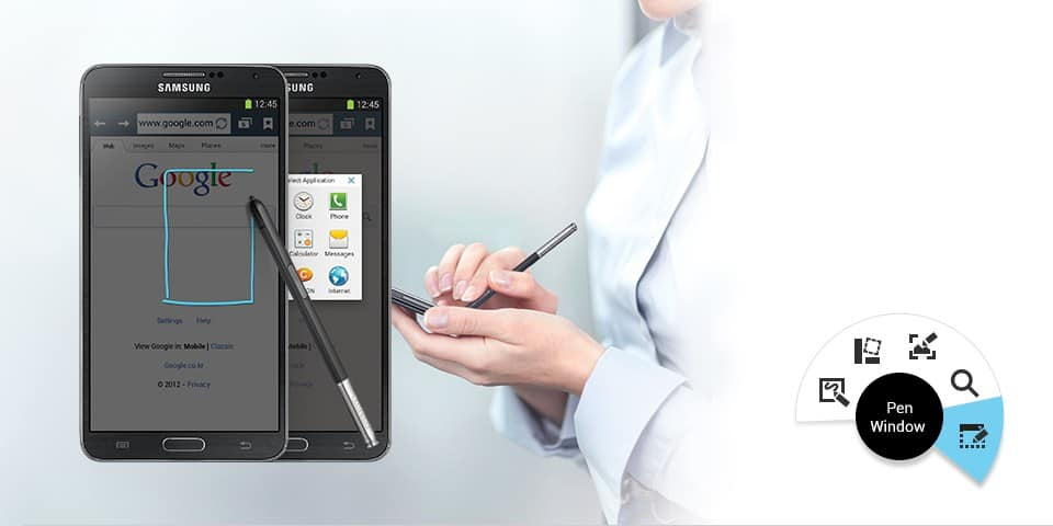 How To Use Pen Window On Your Galaxy Device With S Pen