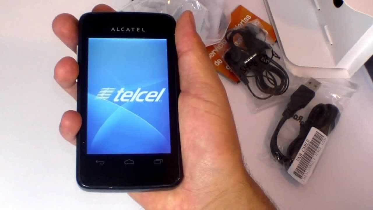 How to Root the Alcatel One Touch T'Pop OT-4010A