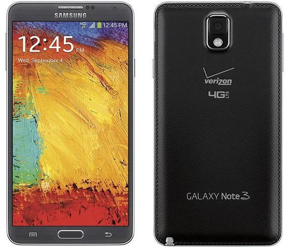 How to Root the Samsung Galaxy Note 3 (Verizon)(Build MJE)