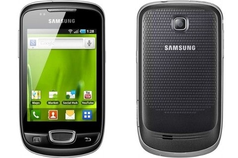 How To Root The Samsung Galaxy Mini Gt S5570i