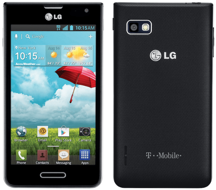 How To Root The LG Optimus F3 T Mobile