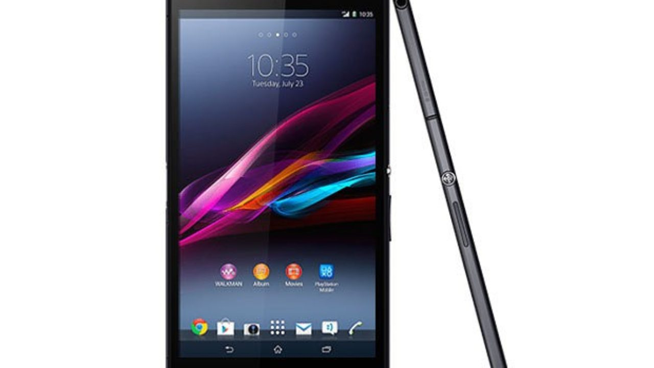 How to Flash a Custom Recovery on the Sony Xperia Z Ultra