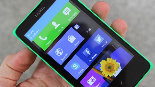 Nokia's Android Walkthrough