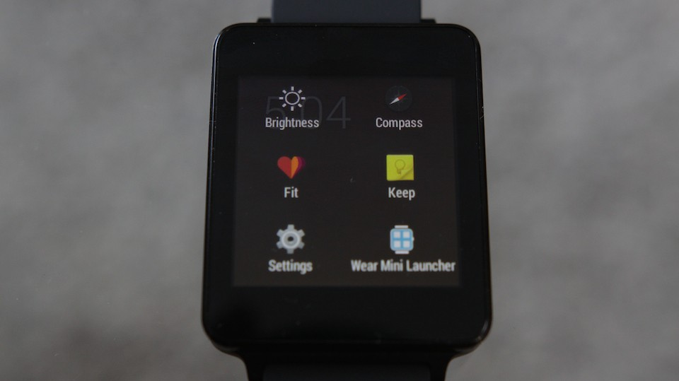 How to Get an App Launcher on your Android Wear Device