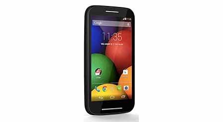 Motorola Moto E ROMs