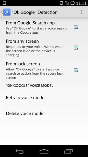 Turn on From Lock Screen