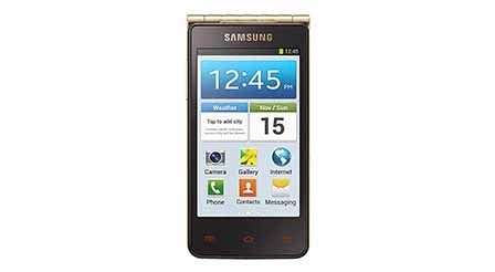 Samsung Galaxy Golden ROMs