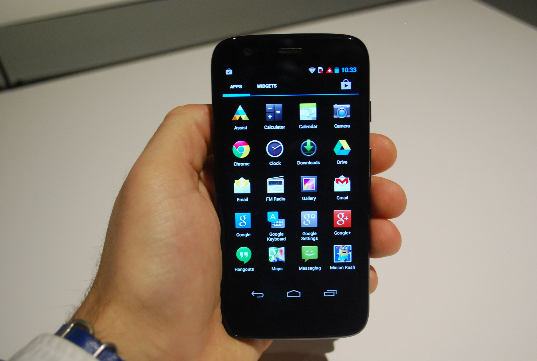 How To Unlock The Motorola Moto G