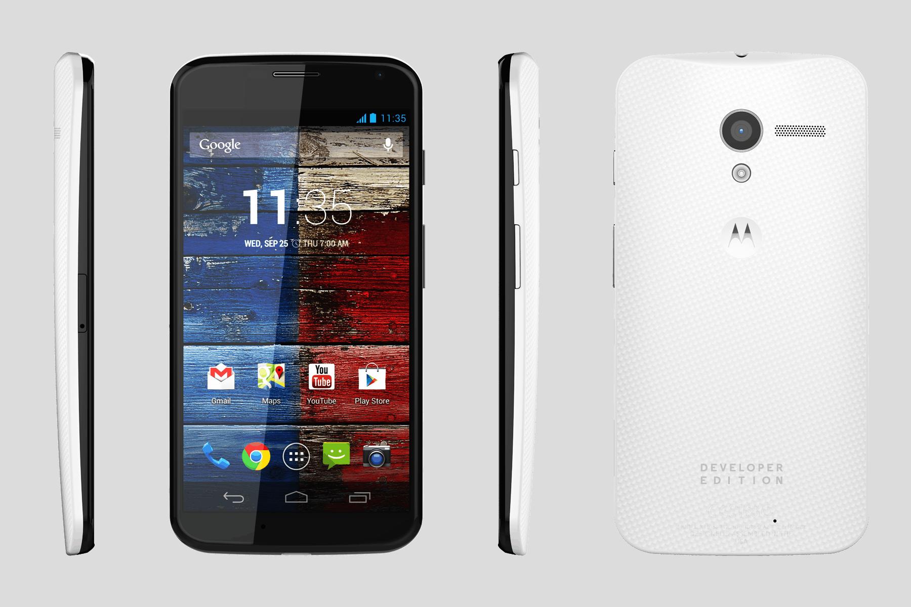 How To Root The Motorola Moto X 2014