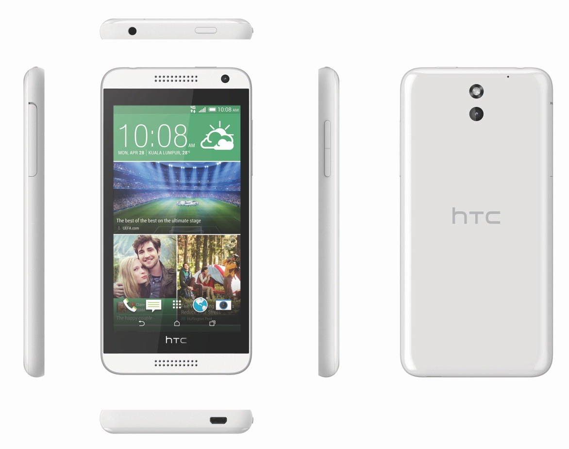 How To Unlock The Htc Desire 610