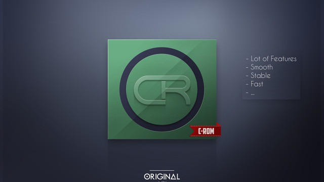 C-RoM ROM