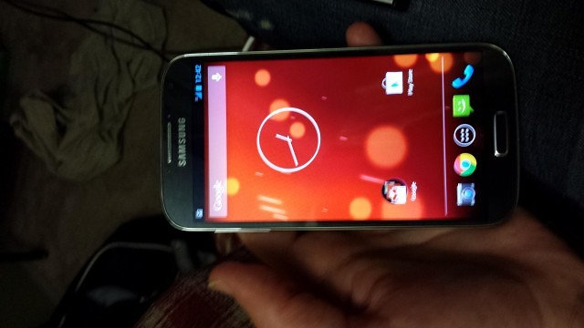 Samsung S4 Google Edition ROM