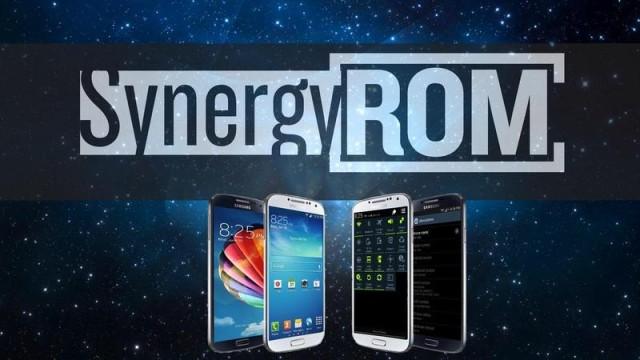 Synergy ROM