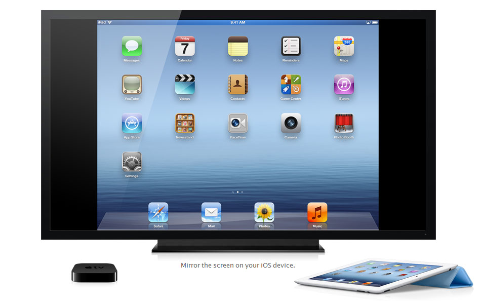 How To Use Airplay Mirroring