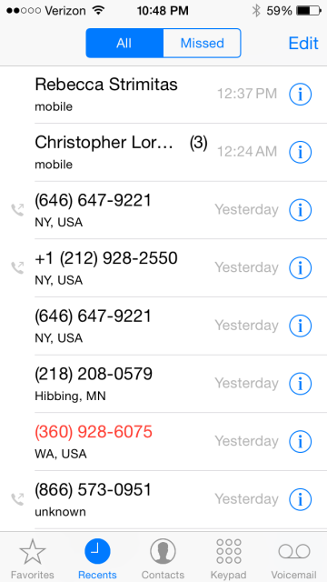 How To Block A Phone Number On Iphone