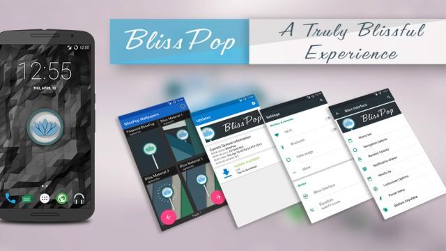 BlissPop ROM