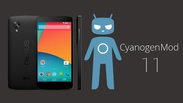 Nexus 5 Rom