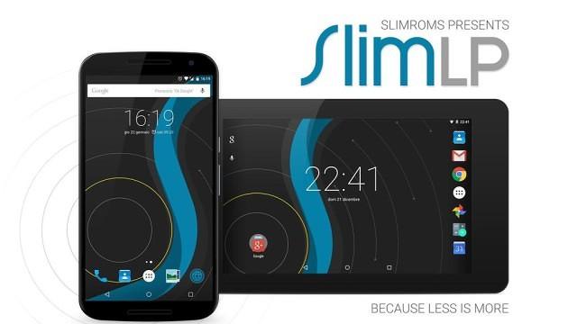 Official SlimLP ROM