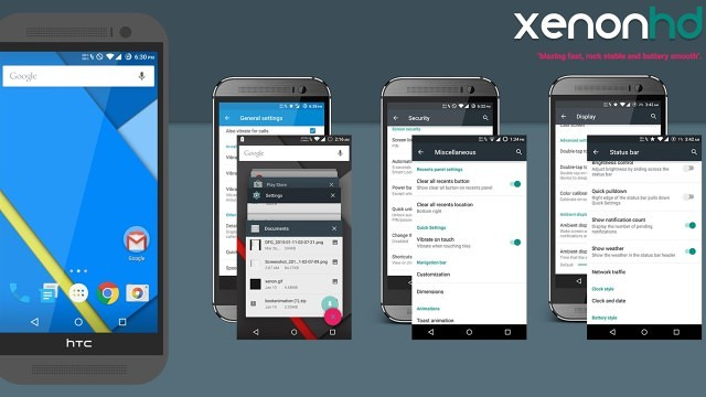 XenonHD Stable 2.0 Build 2 ROM