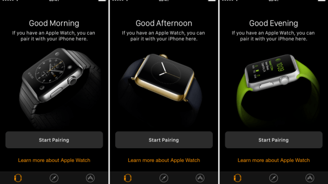 Ios general how tos how to set up and pair apple watch with your iphone m4hsunfo