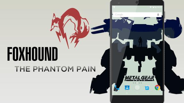 FoxHound The Phantom Pain 2.3 ROM