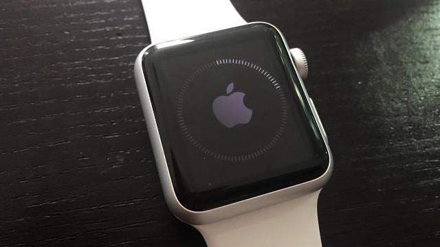 Update the Apple Watch