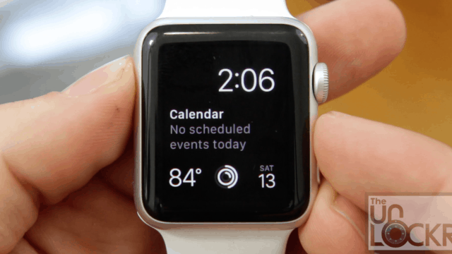 Apple Watch Walkthrough