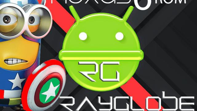 Rayglobe v1.3 ROM