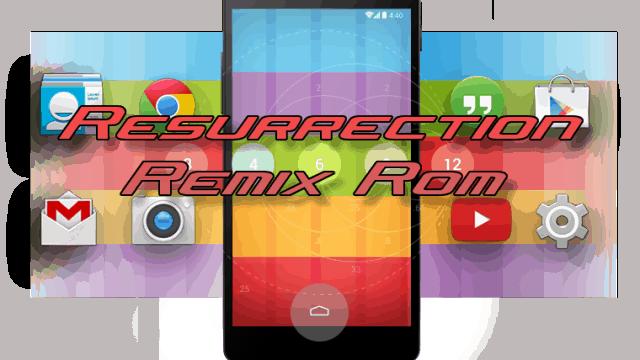 Resurrection Remix v5.4.6 ROM