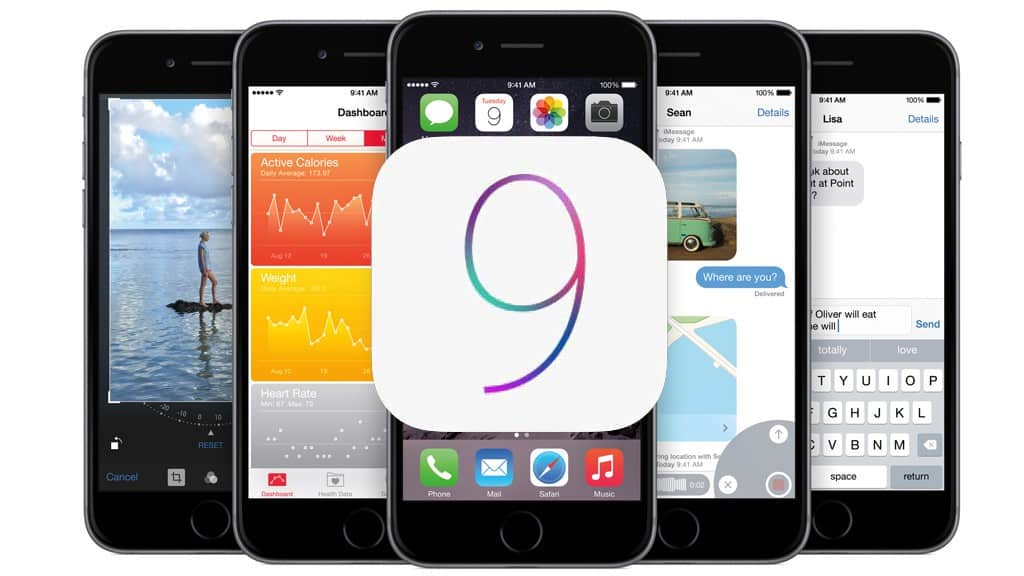 Ios 9 News And Features Round Up