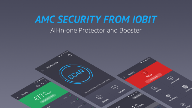 AMC security from IObit