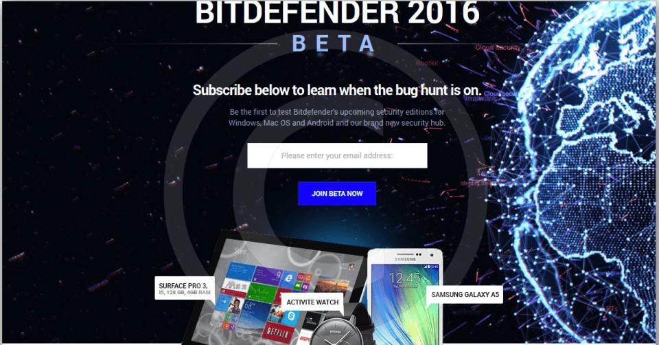 Bitdefender Beta