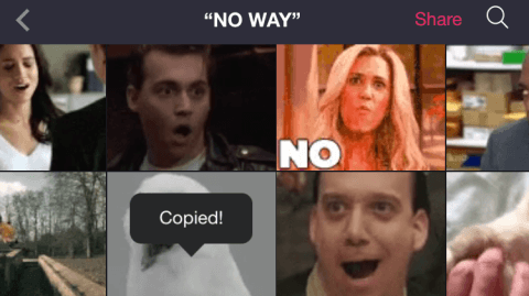 Tap Gif to Copy