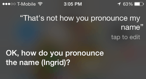 How to Change How Siri Pronounces Words on Your iPhone