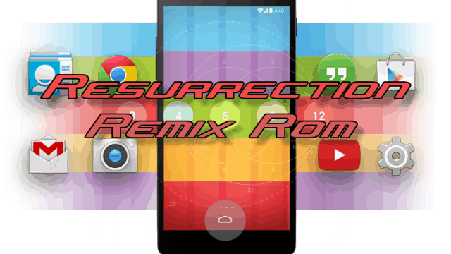 Resurrection Remix LP ROM