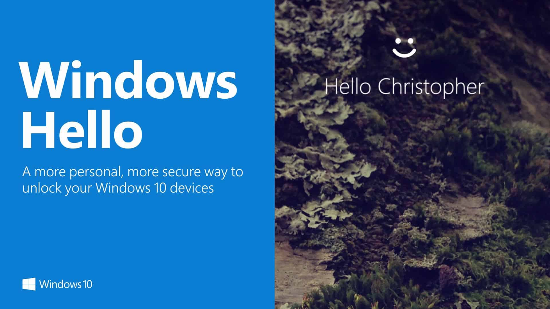 "What is ""Windows Hello""?"