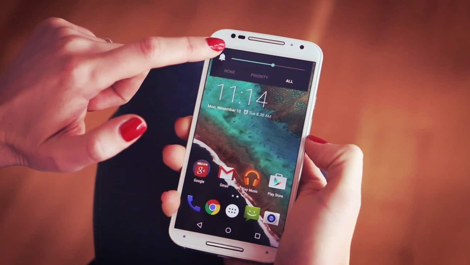 how to clear cache in moto g 3rd gen