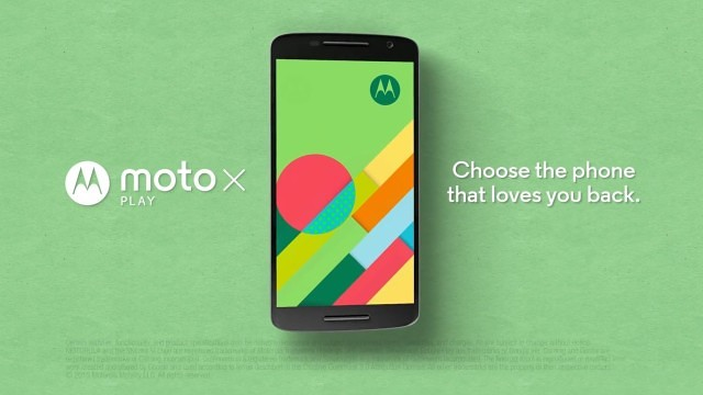 Root Motorola Moto X Play