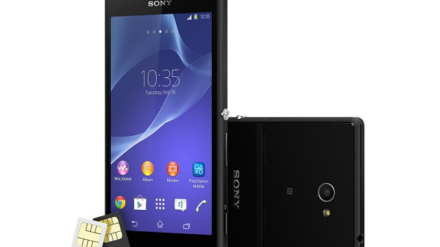Root Sony Xperia M2 Dual