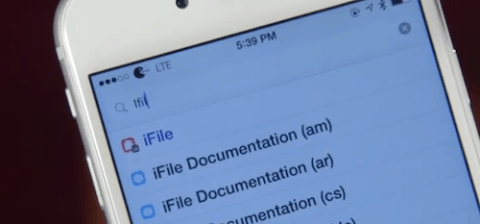 How to Get a Full Fledged File Manager on Your iPhone (JB Tweak)