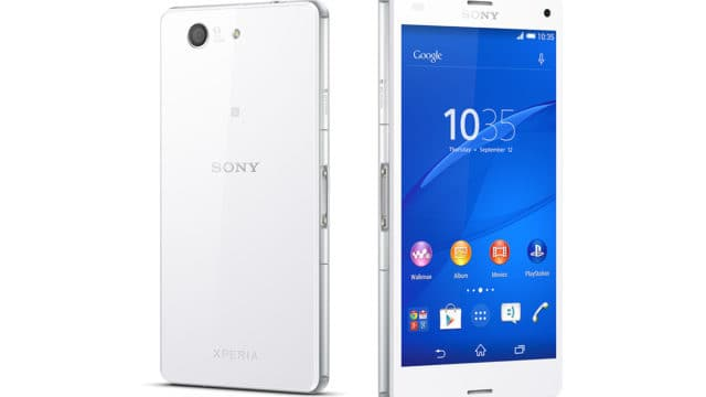 Sony Xperia Z3 Compact ROMs