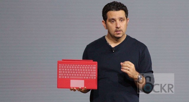 Surface Keyboard