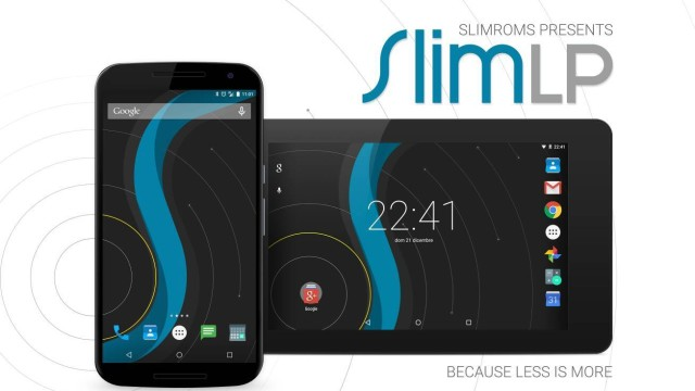 Unofficial SlimLP ROM