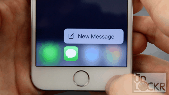 3D Touch, Touchy