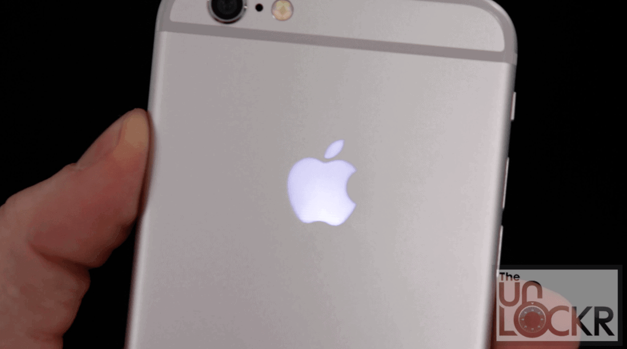 How To Make The Apple Logo On Your Iphone Light Up Like A -5849