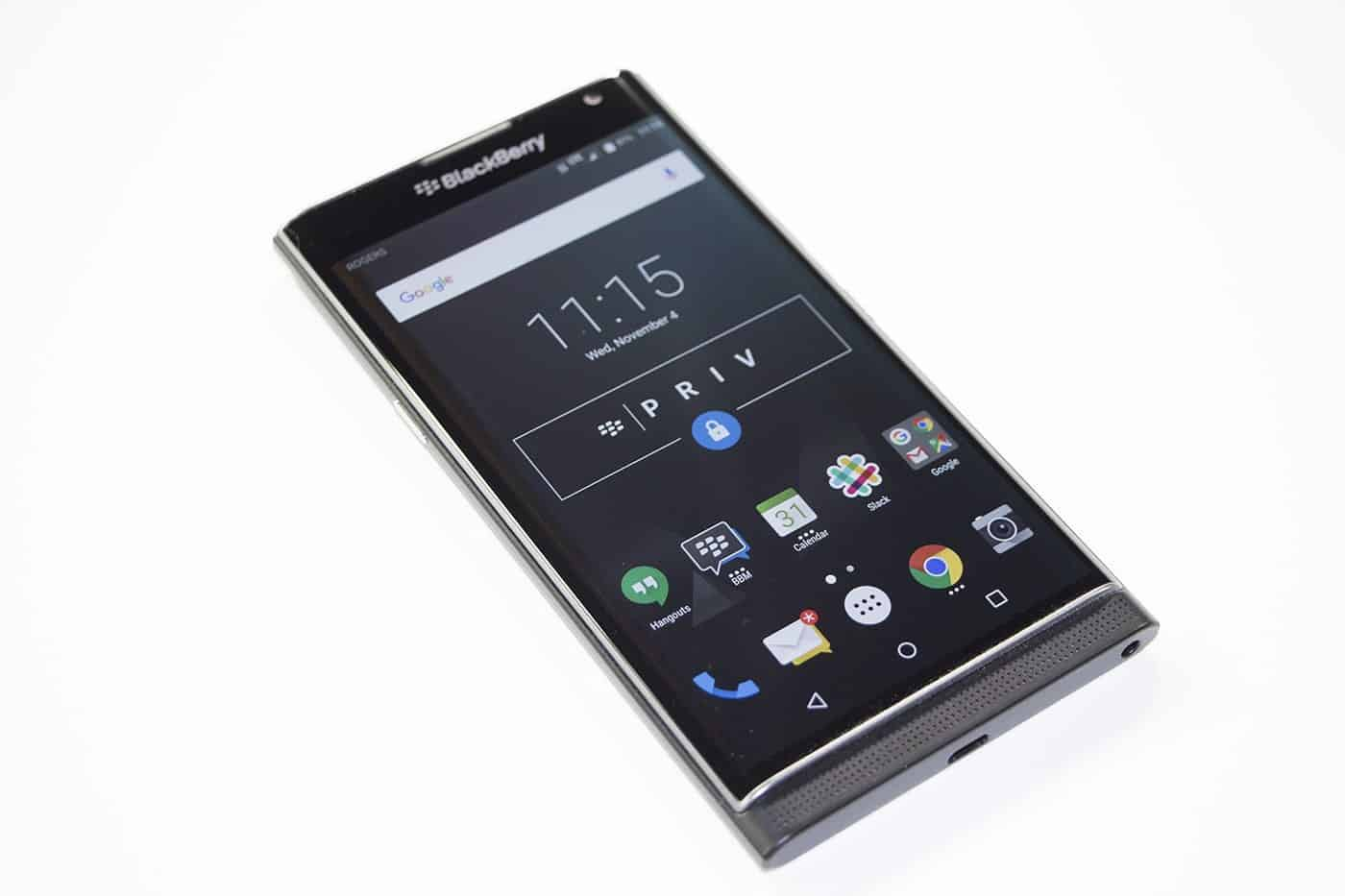 Blackberry Priv S Apk Files Pulled From Device Might Work