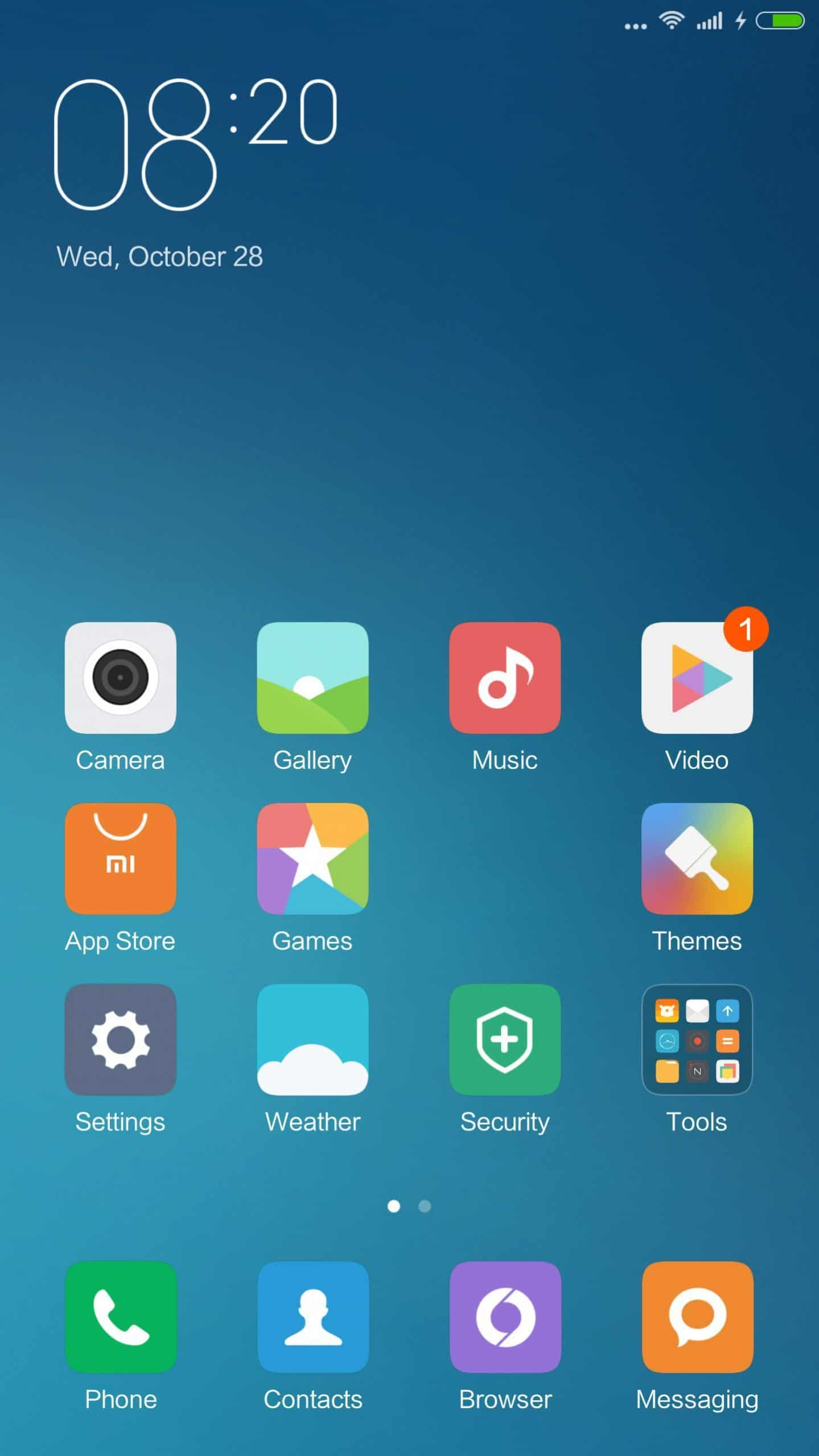 xiaomi how to tell if its a vendor rom