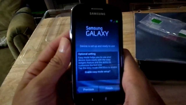 Unrooting Galaxy Ring
