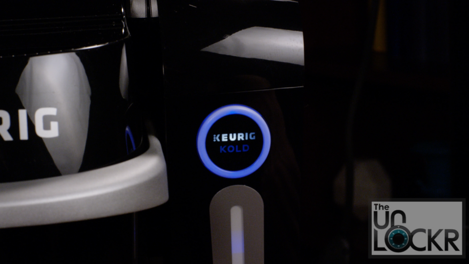 Keurig Kold Button